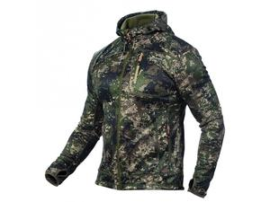 "Яке пиксел с качулка "" Sniper Softshell Jacket"" Blindtech Invisible"